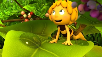 bee, animated film, animated movie, leaf, konoha, aya the ee ovie, aya the ee