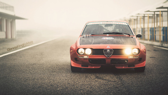 alfa romeo, racing, тюнинг