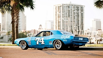 dodge, challenger, tuning, classic