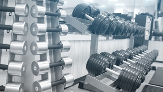 quipment, distribution, gym, dumbell
