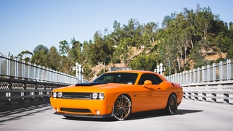 dodge, challenger, tuning