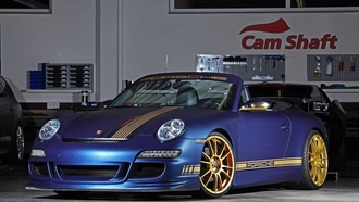 porsche, cam shaft, carrera, ppperformance, 997, cabriolet