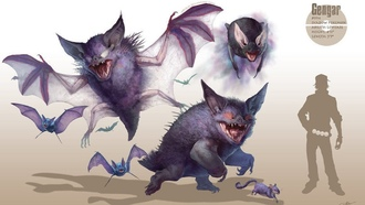 real, life, pokemon, gengar