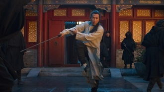 chinese, movie, rouching iger idden ragon word of estiny, oriental, hina, sword, onnie en, ken, asiatic, asian, martial artist, lade, film, cinema