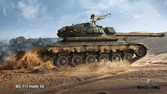 китайский танк, wz1115a, ир танков, wot wargaming, world of tanks