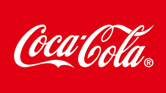 cocacola, logo, red