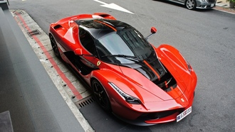 errari, спорткар, авто, еррари, car, avto, red