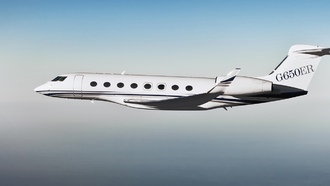 gulfstream g650er, gold standart, private jet, luxury, gulfstream, aerospace, aircraft, plane, airplane, business jet