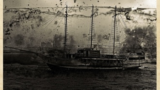 sailingship, boatantique, artwork