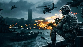 battlefield 4, игра, баттлфилд 4, поле боя 4, ea digital illusions ce