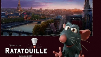 film, movie, ratatouille