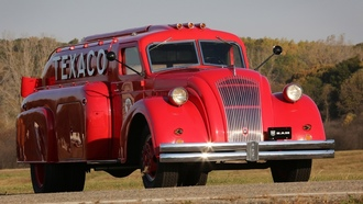 dodge, airflow, tank truck
