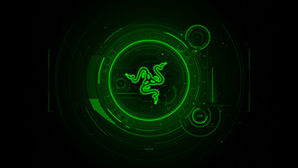 razer, green