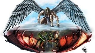 angel, vs demon