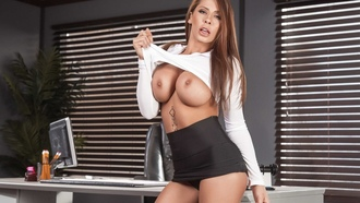 madison ivy, big boobs