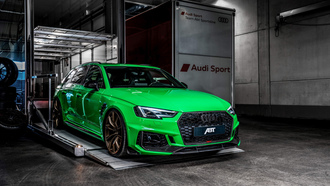 audi, rs4, abt, car
