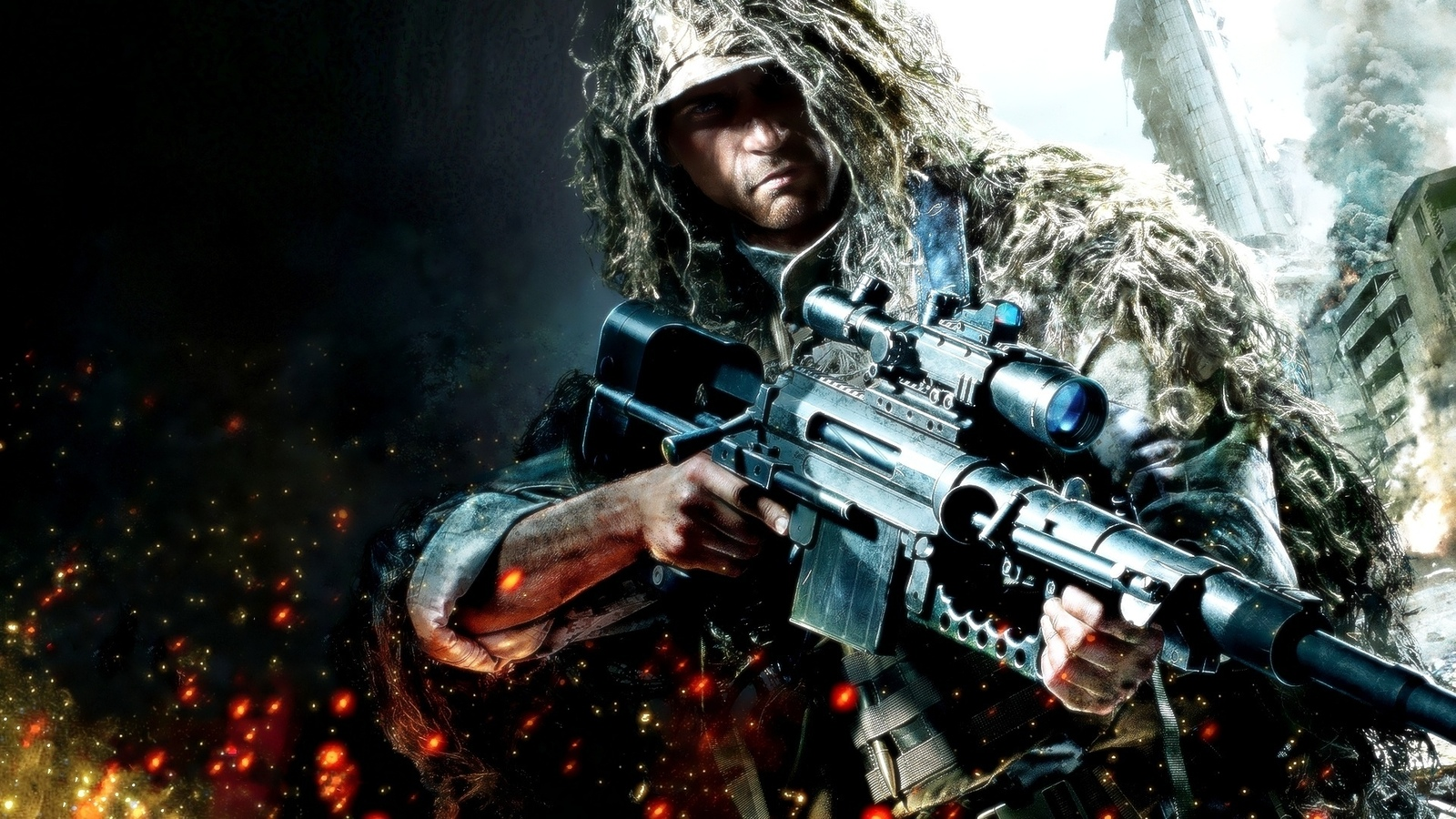 Crack, кряк для Sniper Ghost Warrior 2, NoCD, NoDVD для Ghost Warrior