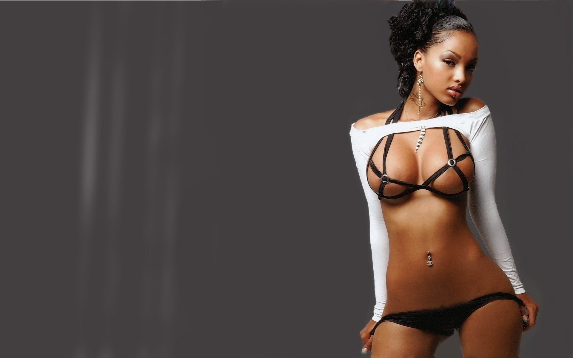 Sexy black women wallpaper hentia photos