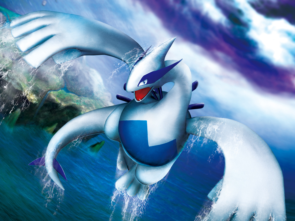 lugia, pokemon