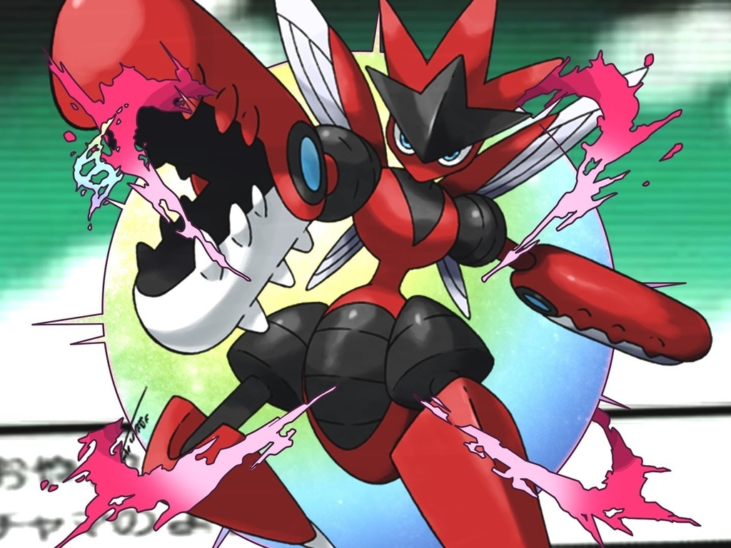 scizor, pokemon