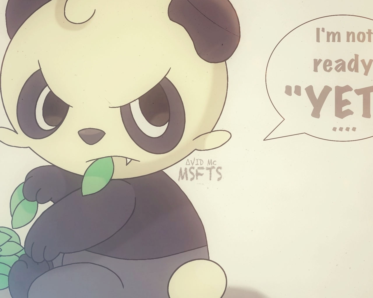pancham, pokemon