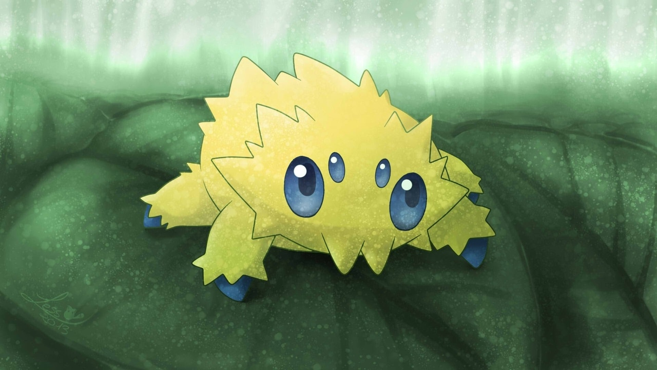 pokemon, joltik