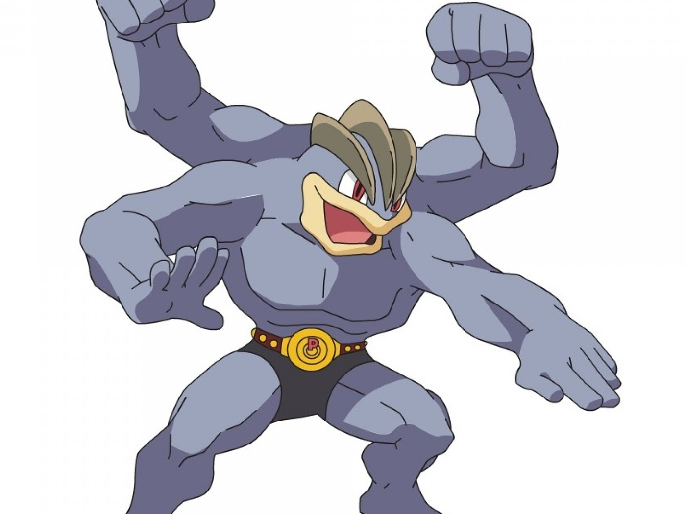 machamp, pokemon