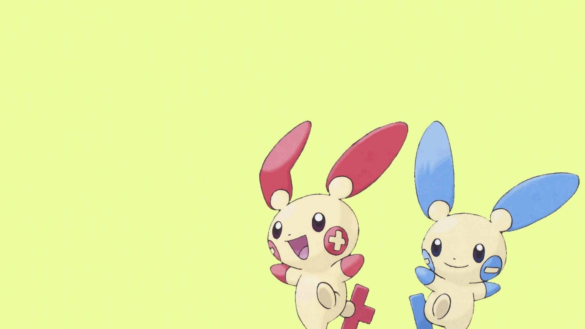 pokemon, plusle