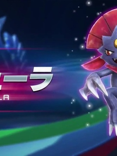 pokemon, weavile