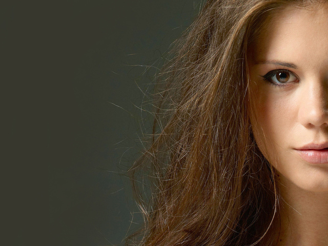 лицо, девушка, волосы, глаза, губы, красавица