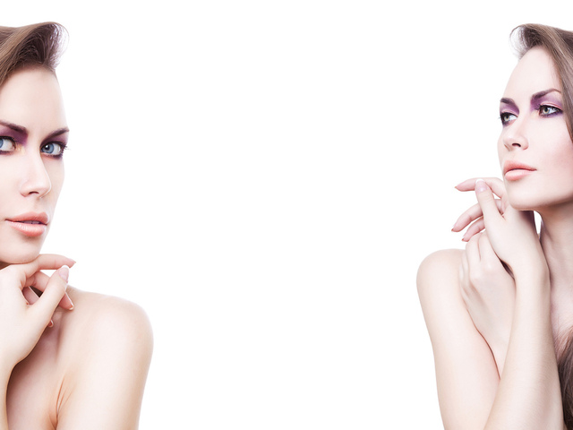 позы, девушка, лицо, руки, макияж, прическа