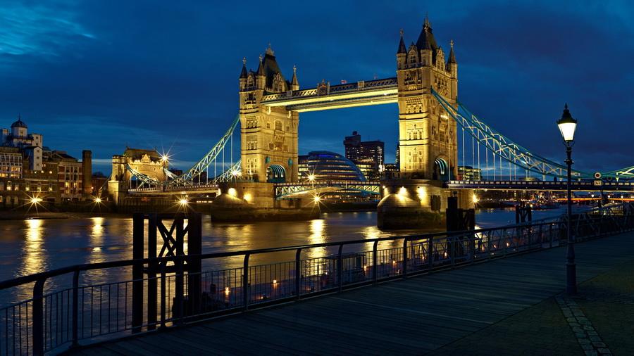 Река англия город лондон