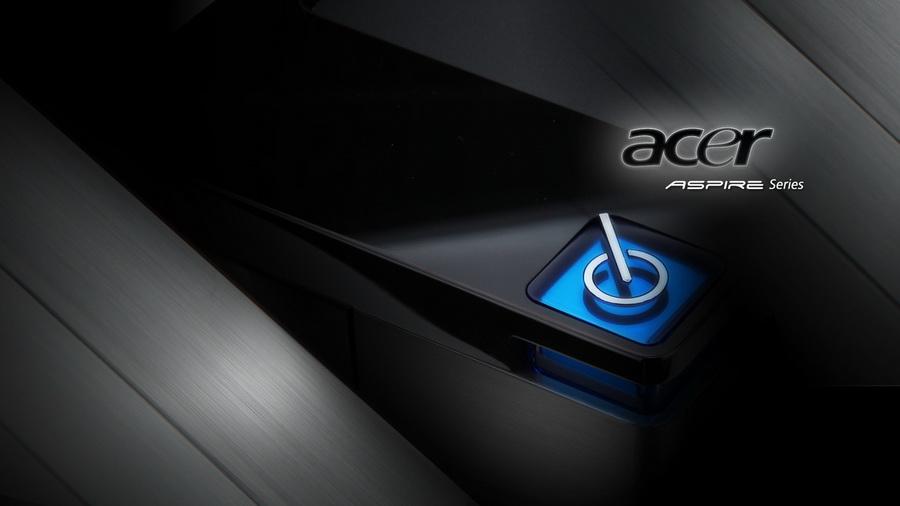 Acer aspire обои - f
