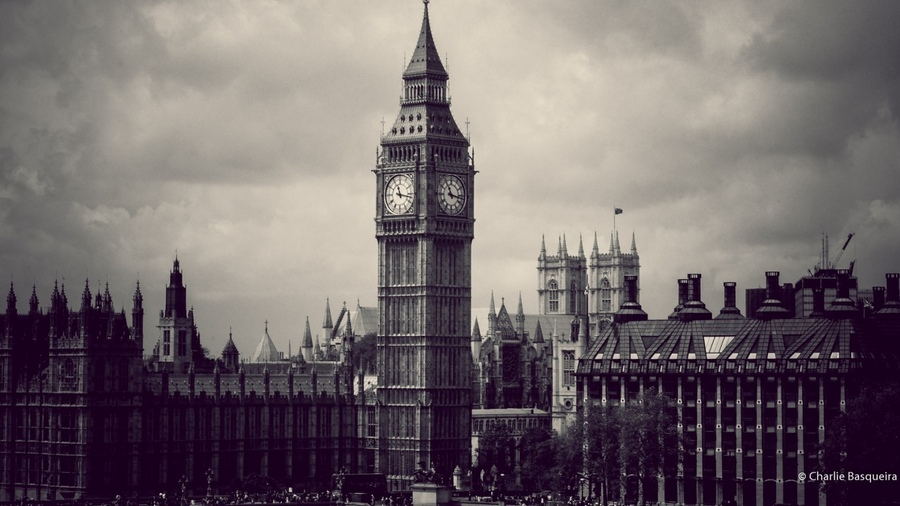 Красиво биг бэн лондон лондон