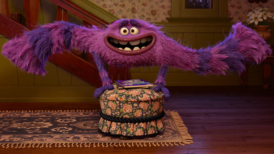 Мультфильм monsters university университет