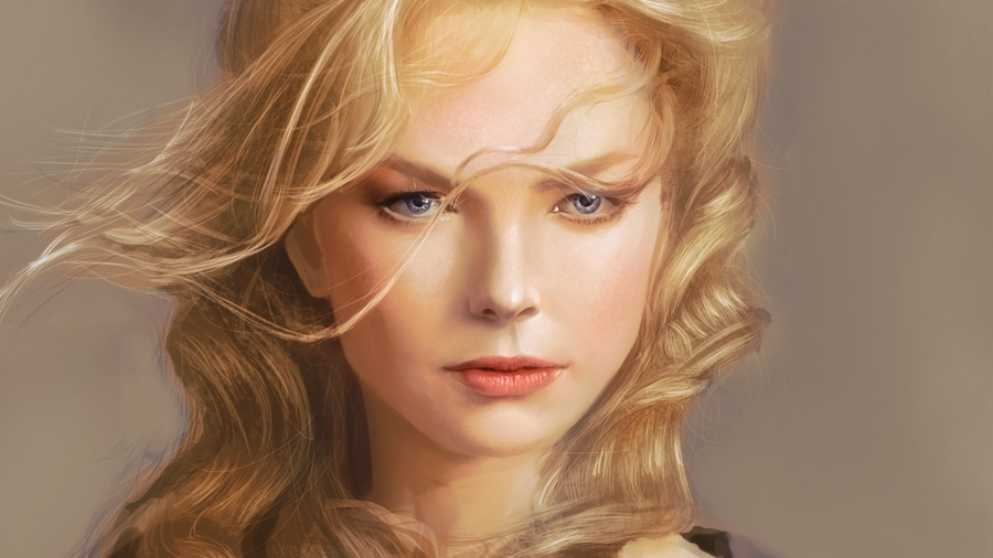 Картинки локоны на короткие волосы - 9