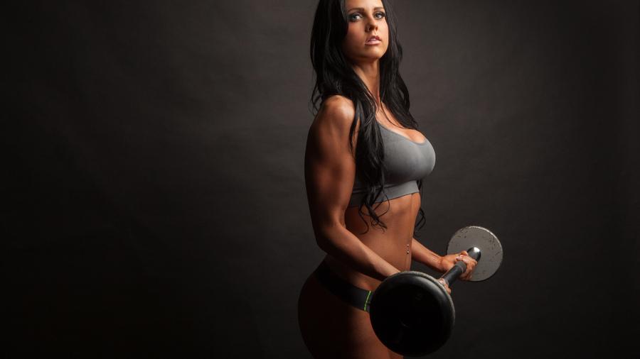 фитнес девушки обои на рабочий стол № 229146 загрузить