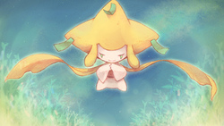 pokemon, jirachi
