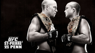 mixfight, georges st-pierre, bj penn, ��������� ������ ���������, champions, ��� ��� ������, ufc, mma, �����, mixed martial arts