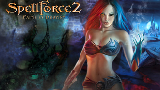 spellforce 2, магия, игра