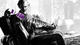 Batman: Arkham City, �����, ������, Joker