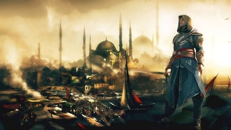 assassins, creed, ���������������, ����, revelations