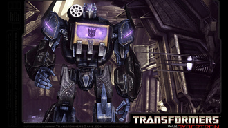 soundwave, transformers, cybertron