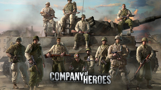 ����, �������, company of heroes
