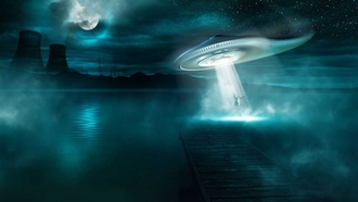 abduction, captivity, UFO