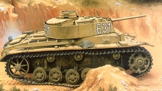 panzer iii, military art, ww2