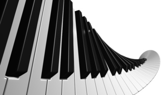 ������, �����, ����, music wallpapers, �������, ������, piano