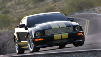 ������, Ford, shelby gt-h, mustang