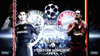 chelsea, bayern, 19, final, ribery, bera, lampard, may