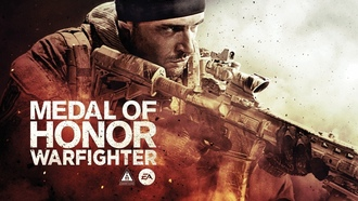 Medal of Honor, 2012, WARFIGHTER, EA